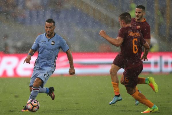 Quagliarella przedłużył kontrakt z Sampdorią