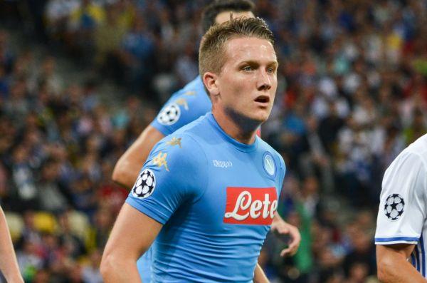 Serie A: Remis Chievo z Napoli. Grali Stępiński i Zieliński