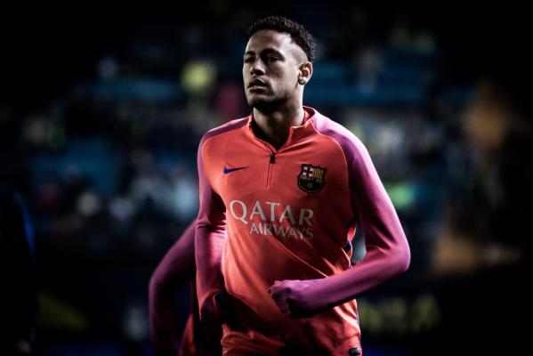 Spięcie na treningu Barcelony. Neymar w roli głównej [VIDEO]