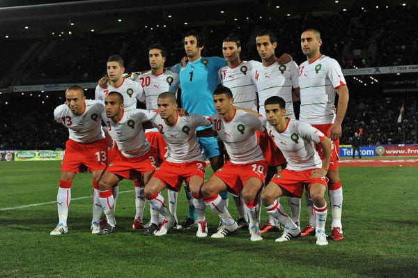 Ostateczna kadra Maroka na mistrzostwa świata