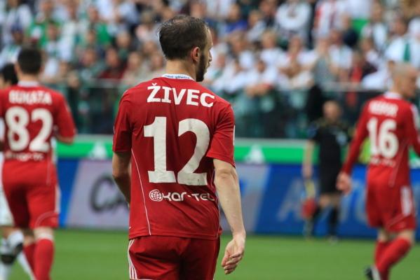Sasa Zivec wrócił do Piasta Gliwice