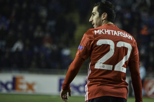 Mchitarjan nie zagrał z Saint-Etienne z powodu choroby