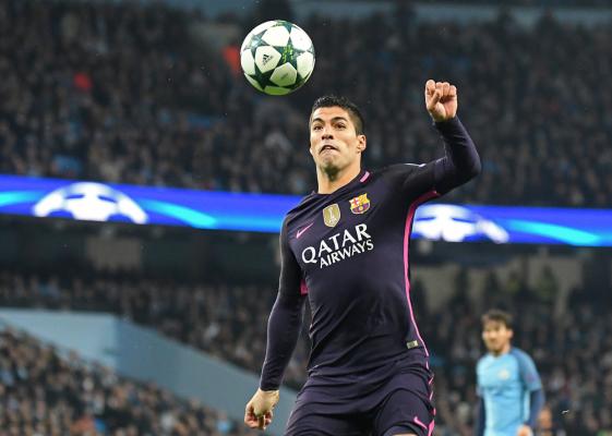 Kolejny problem Barcelony. Luis Suarez nie zagra przez miesiąc