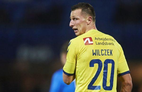 Duże wyróżnienie Wilczka! Został najlepszym piłkarzem rundy wiosennej w Danii