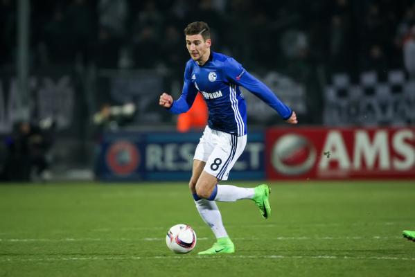 Poważna kontuzja piłkarza Schalke