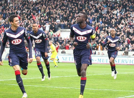 Skromna wygrana Girondins Bordeaux z Nantes
