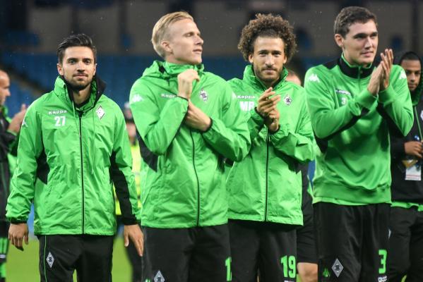 Skromna wygrana Borussii M'Gladbach z FC Koeln