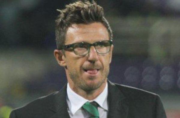 Di Francesco: Jesteśmy trochę rozczarowani tym remisem