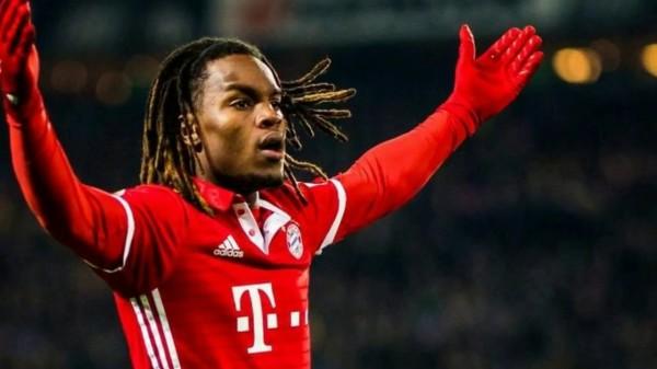 ICC: Bayern lepszy od PSG! Sanches trafił z rzutu wolnego [VIDEO]