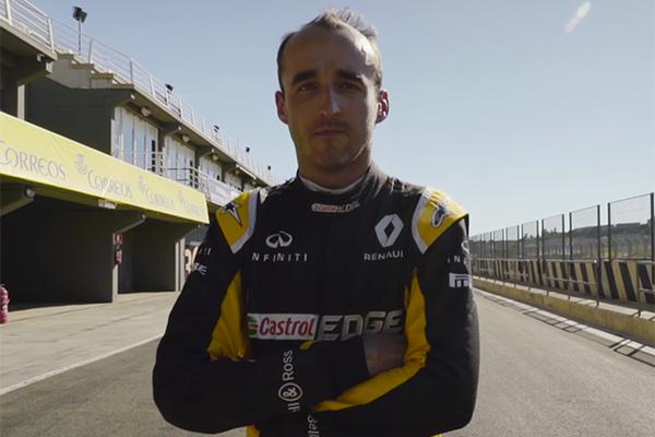 Agent Kubicy: Robert jest gotowy do powrotu do Formuły 1