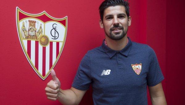Nolito przenosi się z Man City do Sevilli za 9 mln euro