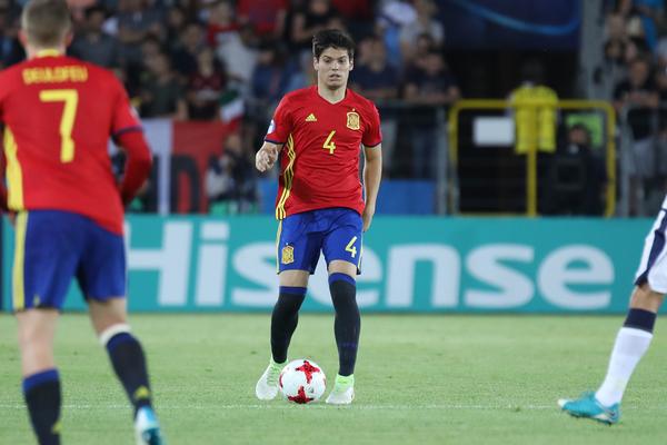 Młodzieżowy reprezentant Hiszpanii wzmocnił FC Koeln