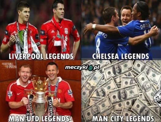 Prawdziwe legendy!