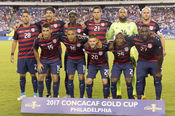Reprezentacja USA wygrała Złoty Puchar CONCACAF