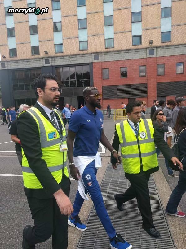 Tiemoué Bakayoko już w Londynie