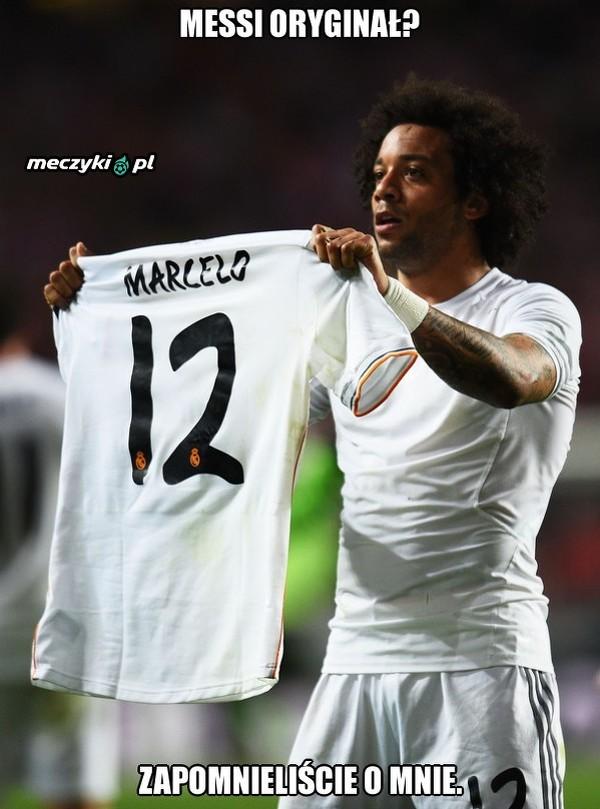 Marcelo był pierwszy