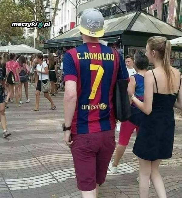 Marzenie fanów Barcelony