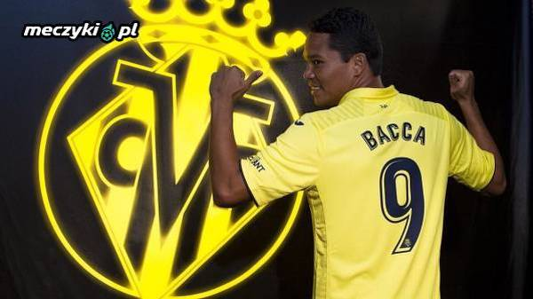 Carlos Bacca w Villarrealu