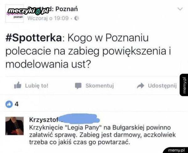 Zabiegi plastyczne w Poznaniu