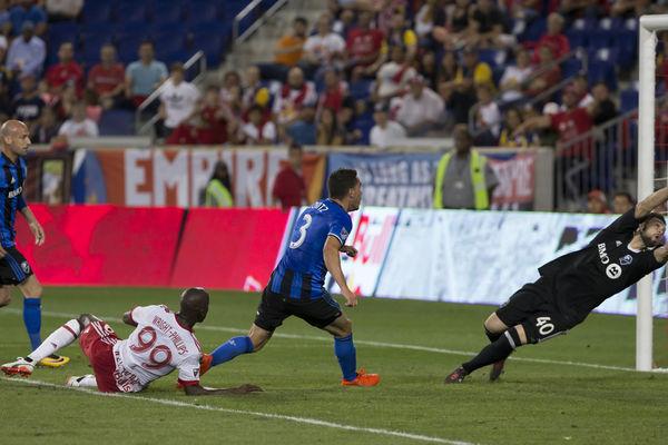 MLS: Trzecie z rzędu zwycięstwo Montreal Impact