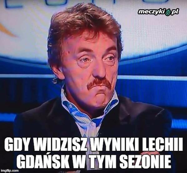 Trudny okres dla kibiców Lechii Gdańsk
