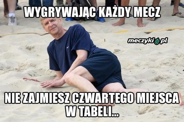 Arsenal nie mógł wygrać