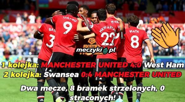 Na grę United w końcu można patrzeć