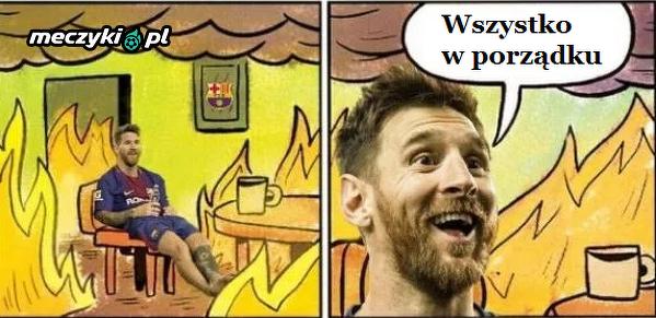 Leo Messi i sytuacja w Barcelonie