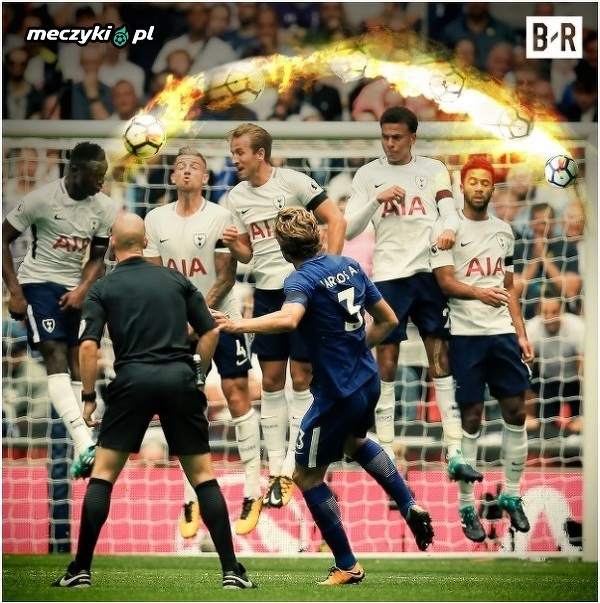 Marcos Alonso posłał prawdziwą bombę do bramki Tottenhamu!