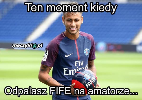 Neymar w Ligue 1