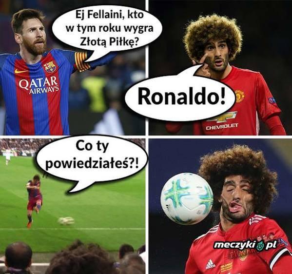 Messi i Fellaini