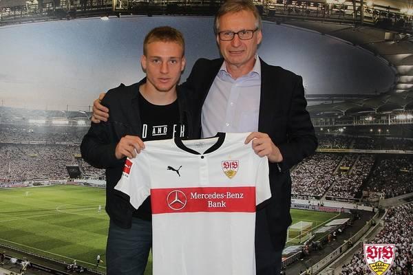 Ascacibar podpisał pięcioletni kontrakt z VfB Stuttgart