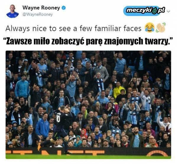Rooney w formie nie tylko na boisku