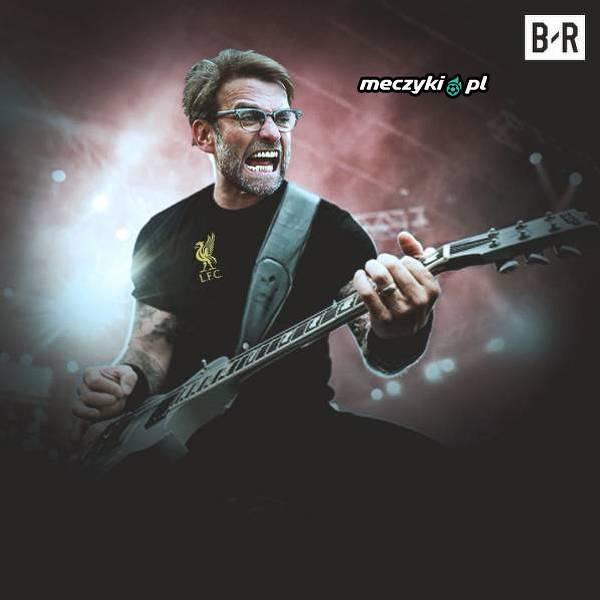 Liverpool wraca do grania swojej ulubionej muzyki