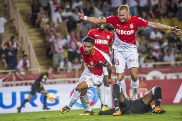 Kolejna porażka Monaco, grał Glik
