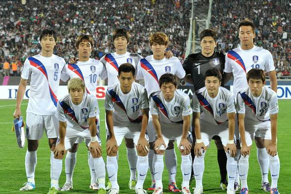 Korea Południowa lepsza od Urugwaju w meczu towarzyskim