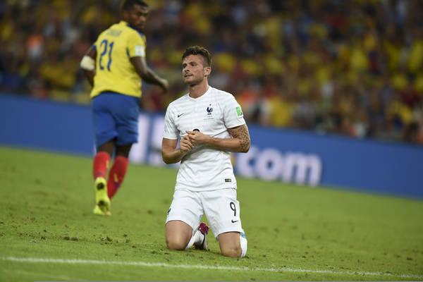 Giroud: Zawsze trudno jest zagrać pierwszy mecz już jako mistrz świata