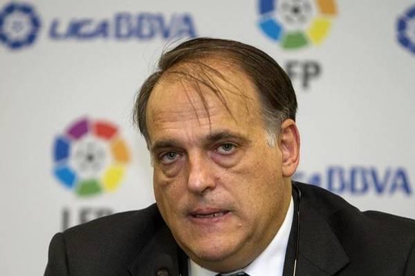 Tebas: Od przyszłego roku w Primera Division będzie system VAR