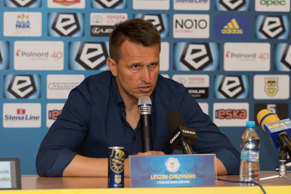Ojrzyński: Bruk-Bet uważam za bardzo dobry zespół