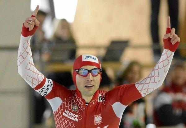 Zbigniew Bródka Mistrzem Olimpijskim w Soczi !!!