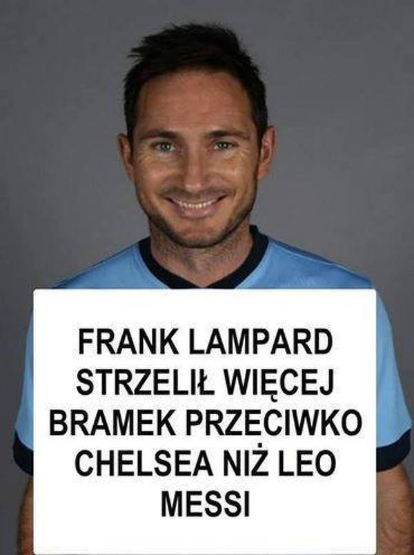 Lampard vs Messi