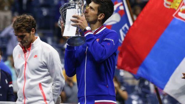 Djoković wygrał US Open