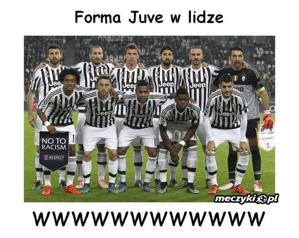 Kapitalna forma Juventusu