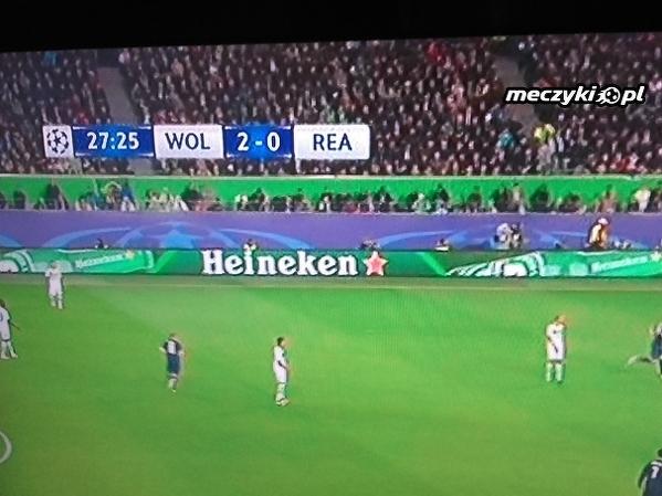 Tymczasem Wolfsburg...