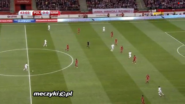 Jasna taktyka Armenii na mecz z Polską