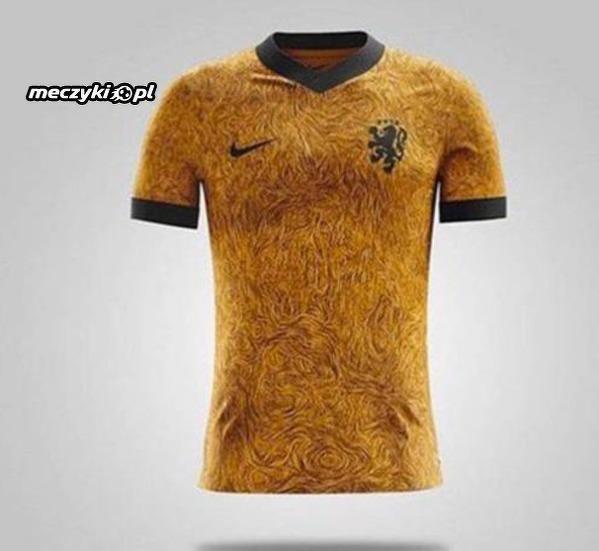 9f6a4467bd952c Nowa domowa koszulka Holandii - Sportbuzz Meczyki.pl