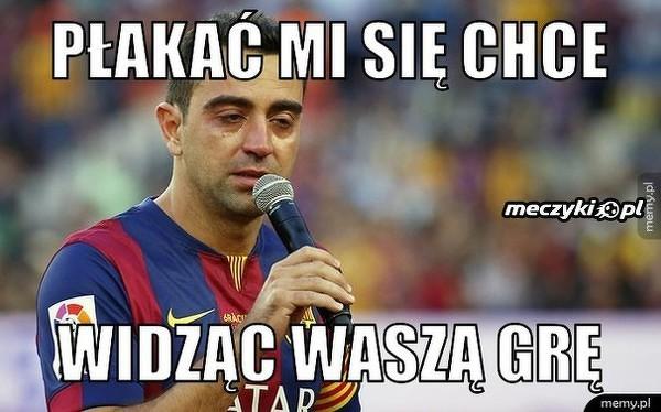 Barça nie zachwyca...