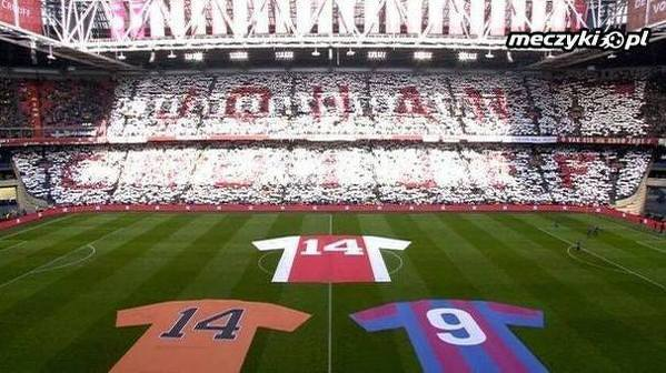 Amsterdam Arena zmienia nazwę na Johan Cruyff ArenA