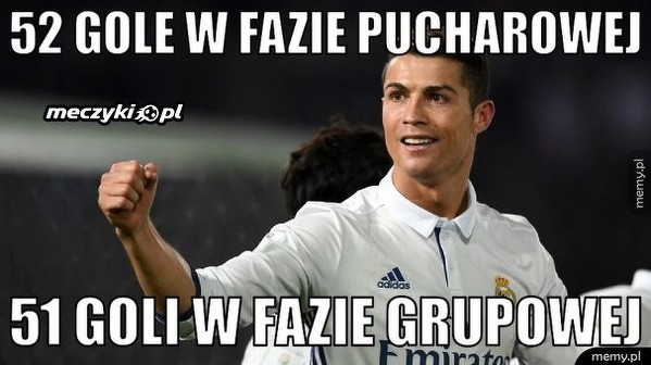 Ronaldo w LM