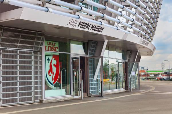 Lille wygrało na wyjeździe z Nimes